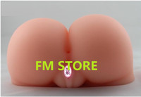 Anal Masturbator   Full silicone Realistic 3D vagina pussy big Ass sexdoll for Male Masturbators