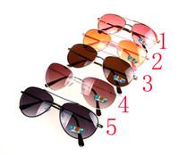 Wholesale Hot most popular sunglasses trendy sunglasses Color polarized sunglasses new trend of European and American anti UV sunglasses