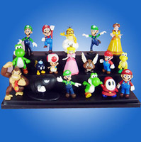 Wholesale Details about MY Super Mario Bros quot Figure Toy