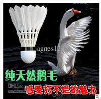Wholesale badminton VI goose feather ultra resistant playing not bad the Badminton