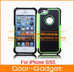 Wholesale for iPhone Defender Case Hybrid Shock Proof Rugged Armor Cases Cover for iPhone6 G Plus S Galaxy S5 S4 Mini Note IP6C15