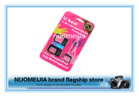 Wholesale Sets of mobile phone sim card recovery card sets Cato Apple iphone Apple s S C card slot stickers for any mobilephone
