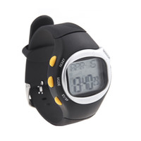 Wholesale Square Dial Calorie Counter Pulse Heart Rate Monitor Sport Exercise Watch H10512