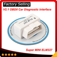 2014 Newly Design SUPER MINI ELM327 Bluetooth OBD2 V1. 5 Whit...