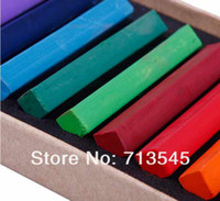 Temporary hair color - New Fashion Chalk Hair Temporary Chalk Hair Color Dye Pastel Chalk Bug Rub Colors