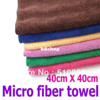 Wholesale Micro fiber towel multi color cm X cm quot X quot