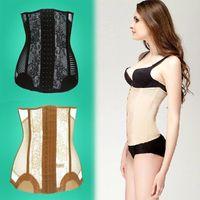 Wholesale Waist Tummy Belly Body Shapewear Slimming Belt Corset Cincher Trimmer Girdle T45 smileseller2010