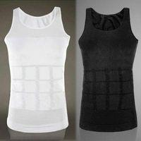 Wholesale Summer Style Men Gym Sleeveless Tank Tops For Men Bodybuilding Clothing Sports Undershirt Vest Asian Size M XL Salebags
