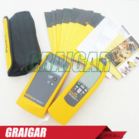Wholesale New Design the Professional Cable Locator Kit Fluke tracing cables in walls and underground