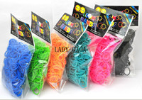 Rainbow Loom Kit DIY Wrist Bands Loom charm Bracelet for kid...