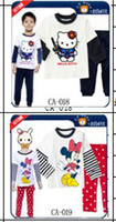 Unisex girls wear underwear - Children s Pajamas Suit Toddler Sleeping wear PJ S Girl Pijama Sets Kids Pyjama Underwear gmy