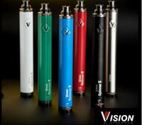 Wholesale Vision Spinner II eGo Twist Battery Variable Voltage Battery mAh V V Vision Spinner for eGo Atomizer