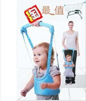 Wholesale 2014 new arrival style Baby Walker Infant Toddler Child Safety Harness Assistant Walk Learning Walking baby carrier hj001