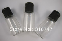 Plastic Yes Gift Free Shipping bottle wholesale 12pcs Clear Wishing Bottles Vials With Cork storage 75*28*22mm 078006002