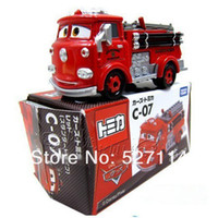 Electric 2 Channel 1:4 CARS 2 Fire Truck Small Die cast Alloy Car, Great toy for kids