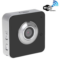 not mentioned car security camera - HD P Wifi Camera Mini DV car dvr Cam Vdieo Recorder Mobile Phone Remote Control Wireless Two way Voice For Home Office Security CAL_388