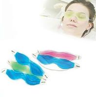 Wholesale New Sleep Masks Summer ice goggles relieve eye fatigue remove dark circles eye gel ice pack ice goggles efficient sleep