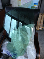 Wholesale back glass for benz c300 wu