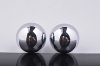 Wholesale Details about Musical Stainless Steel Chinese Exercise Baoding Health Balls M YIN YANG TAICHI