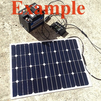 best solar cell efficiency - Best quality high efficiency flexible solar panel for sail boat yacht W