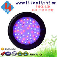 Wholesale 1pcs W AC85 V x1w UFO LED Induction Grow Light Hydroponics System For Plant And Flower
