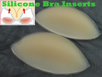 beauty supply products - Invisible Silicone Breast Pad Enhancers Small Bra Insert Pads Health Beauty Products Supplies for Lady XLY BP021456