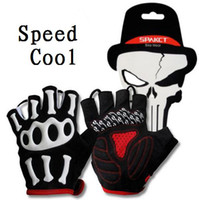 Wholesale Men and women riding gloves half finger gloves bike mountain bike outdoor Sports Gloves