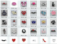 Charms   Floating Locket Charms for Glass Living Memory Lockets Mixed Styles