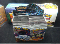 Wholesale New Pokemon Cards Newest Edition Black and White Playing Cards Poker Card set