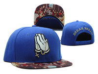 Wholesale Break Bread Cayler amp Sons snapback adjustable hats street hip hop caps Mix order many brands baseball basketball all teams