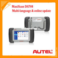Wholesale Warmly recommend Original Autel MaxiDAS DS708 Automotive Diagnostic DS ds scanner tool selling from price