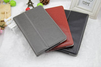 Wholesale Ramos i9 inch High quality special folding folio leather case for Ramos i9 Tablet PC