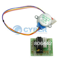 4 TK0461# 28mm New Stepper Motor + Driver Board ULN2003 5V 4-phase 5 Line Free Shipping TK0461