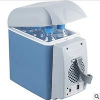 Cheap 7.5l mini car refrigerator car small refrigerator hino car refrigerator insulin breast