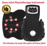 Wholesale Rheumatoid Knee Joint Physiotherapy Instrument Elbow Shoulder Arthritis Pain Far Infrared Magnetic Therapy Knee Massager