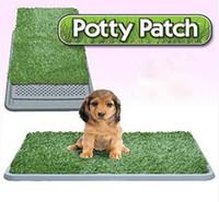 Wholesale EMS Dog Training Pad Park Mat Patch Toliet Potty Patch Pee Pads for pet dog K07655