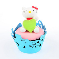 Wholesale Cartoon Design Cupcake wrappers for party supplies Cupcake box Baking Paper cups