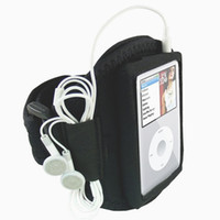 Wholesale SPORT GYM RUNNING ARMBAND PHONE CASE HOLDER FOR IPOD CLASSIC GB GB GB