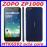 Zopo 5.0 Android ZOPO ZP1000 MTK6592 Octa core 5.0 inch Smart phone IPS HD Srceen 1.7GHz CPU 1G RAM 16G ROM 14.0MP 3G OTG