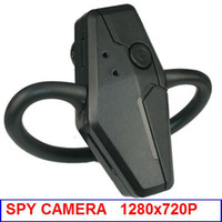 None   S10 Headphone Full HD 1280*720P Bluetooth Earphone SPY Hidden Camera Video & Audio Recorder Cam Mini DV DVR Camcorder