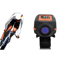 Wholesale Full HD P outdoor Sport Action Camera travel Waterproof Helmet Video Recorder Motor Extreme Bicycle Bike DVR w Screen Camcorder HD119