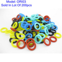 Wholesale 200pcs Silicone O rings For Tattoo Machine Gun Springs Supply ORI Series
