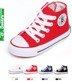 Wholesale 4colors new fashion high low children sneakers for boys for girls star shoes canvas shoes and sport children shoes