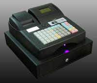 Wholesale Gs E Electronic Cash Register Cashier Register ECR POS Machine with Software for Retail store Restaurant Clothes store