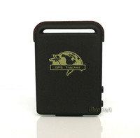 Wholesale 4 bands GPS Tracker Mini Global Real Time GSM GPRS GPS tracking device