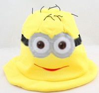 Wholesale 201404Q Despicable Metoys daddy Plush hat Color sent at random