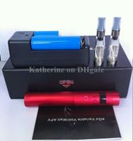 Single Electronic Cigarette  eGo Vamo VV Mod V2 Kits Variable Voltage 900mah Battery Colorful Mod for eGo E Cigarettes Electronic Cigarettes E cig CE4 CE5 CE6 Kits
