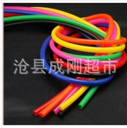Wholesale Free Shipping Hookah tasteless dedicated pipe (100 m a) colored hose yellow   red   green   blue   pink colored optional
