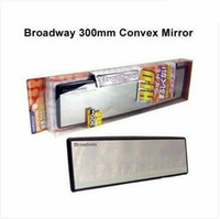 Wholesale 300MM Vehicle Auto Car Convex Mirror Napolex Broadway Aluminum Plating Rear View