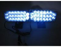 Wholesale New x22LED White Strobe Flash Grill Light Emergency Bright Brand